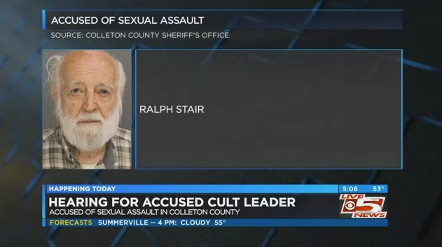 Preliminary hearing scheduled Tuesday for alleged Colleton Co. cult preacher