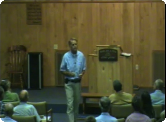 Rick Bell Overcomer Ministry