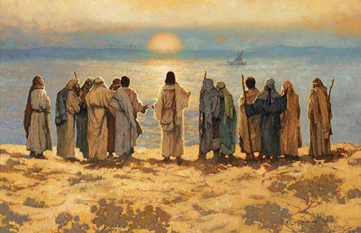 Twelve Apostles?