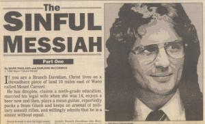Sinfull Messiah