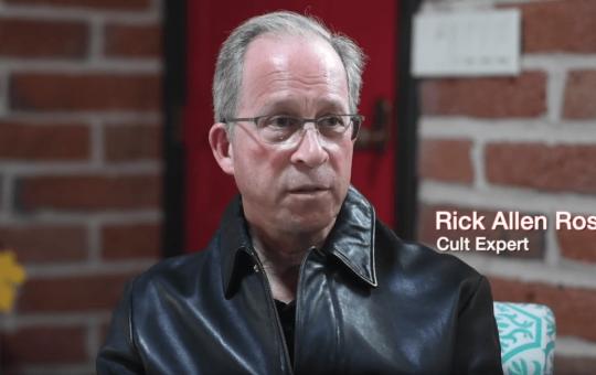 When God Comes Documentary - Rick Alan Ross Cult Expert on Bro RG Stair