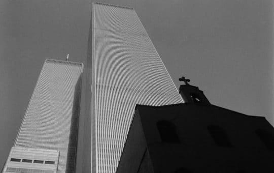 9/11 Twin Towers, Cross