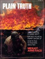 Plain Truth Magazine